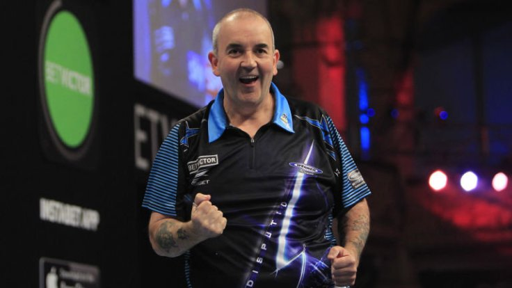 Phil Taylor wins Perth Darts Masters