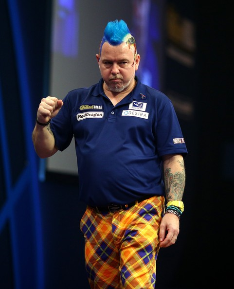 Peter Wright WC