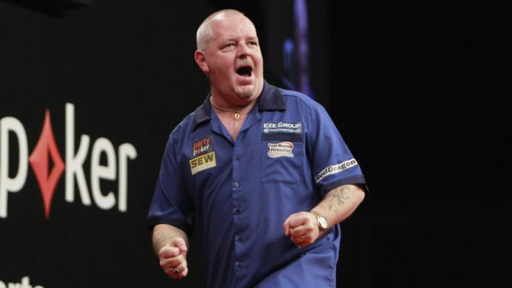 Robert Thornton WC