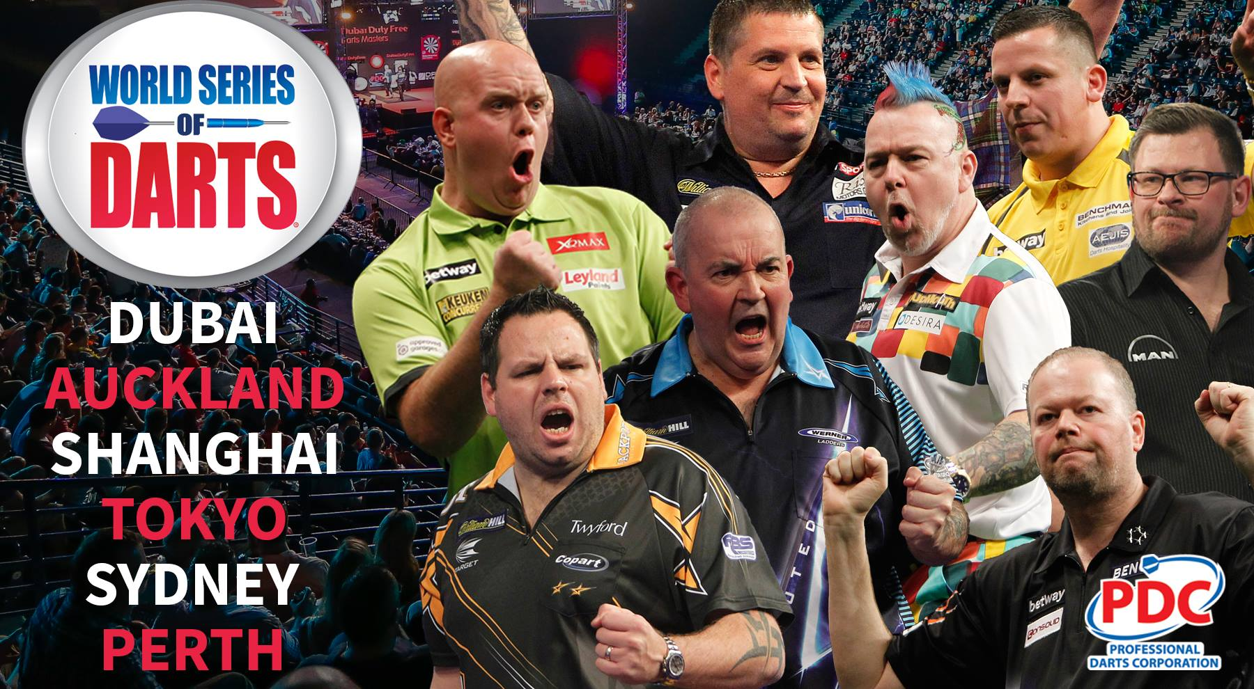 Darts World Series