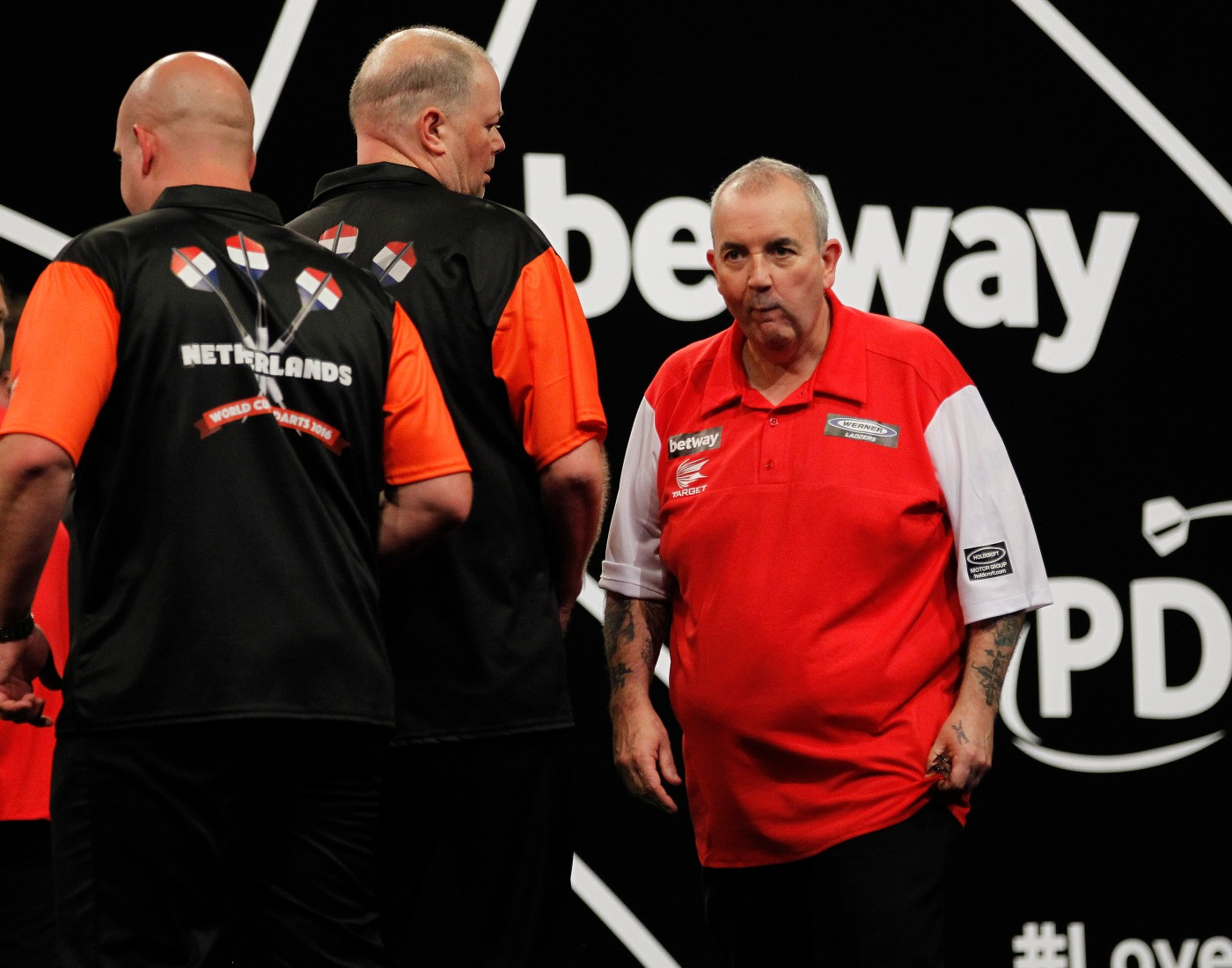 worldcup of darts