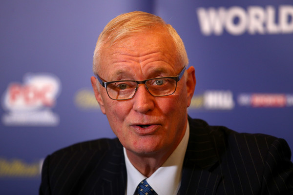 Barry Hearn Premier League announcement